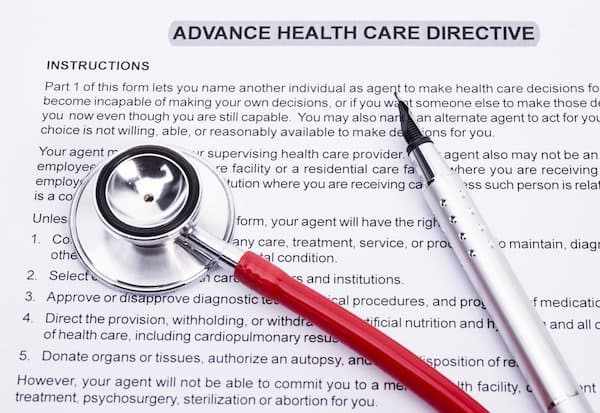 What's an advance directive, and why should you have one?