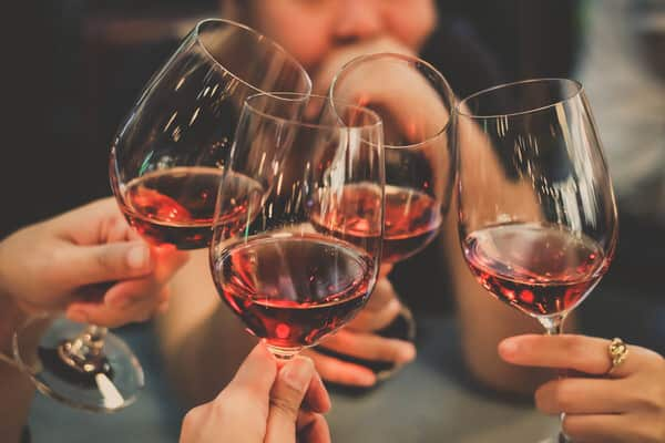 best midlife diets+wine